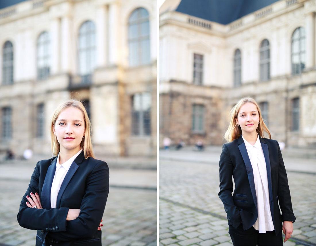 Portraits Alice Thersiquel avocate