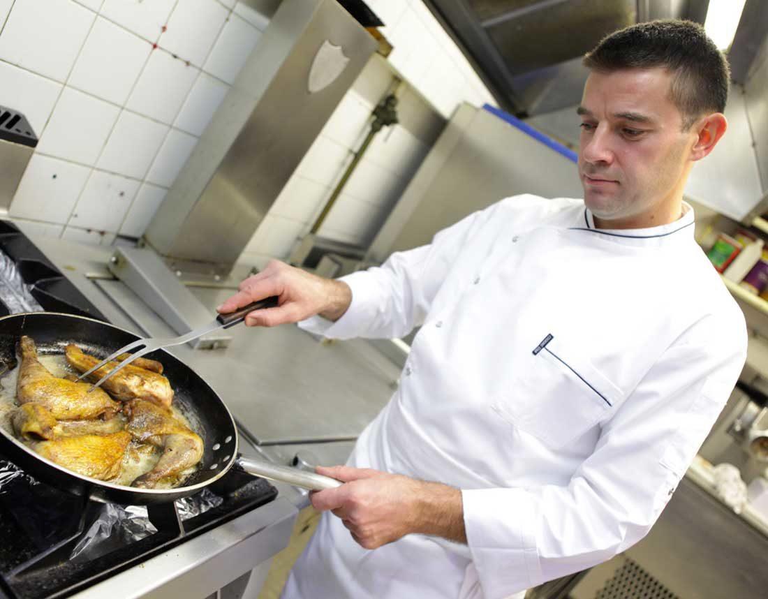 Photographe culinaire Rennes, cuisine restaurant