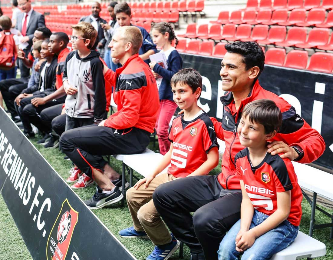 Photos évènement Stade-Rennais FC