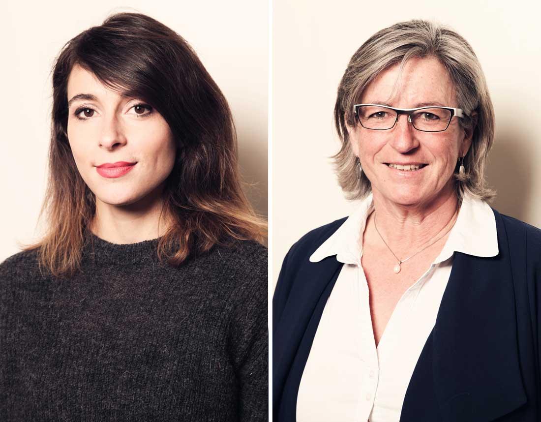 Portraits avocates Saint-Malo : Marine Scapin et Véronique Lotelier-Robin