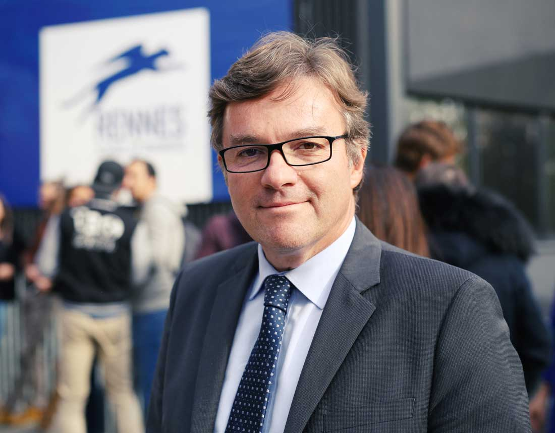 Portrait professionnel Olivier Aptel