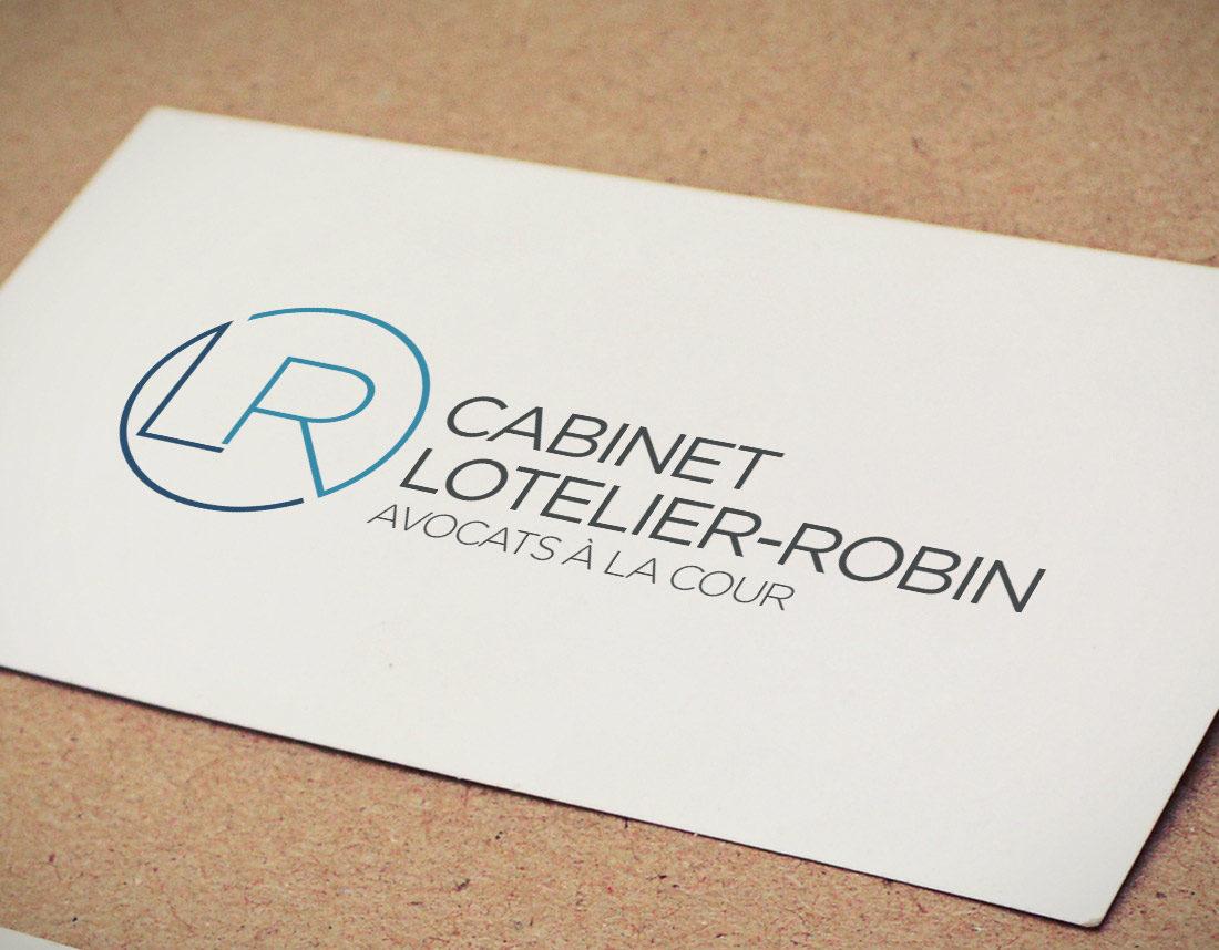 Création logo avocat petite entreprise, artisans,