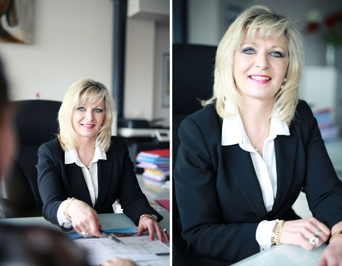 Photo portrait d'entreprise immobilier