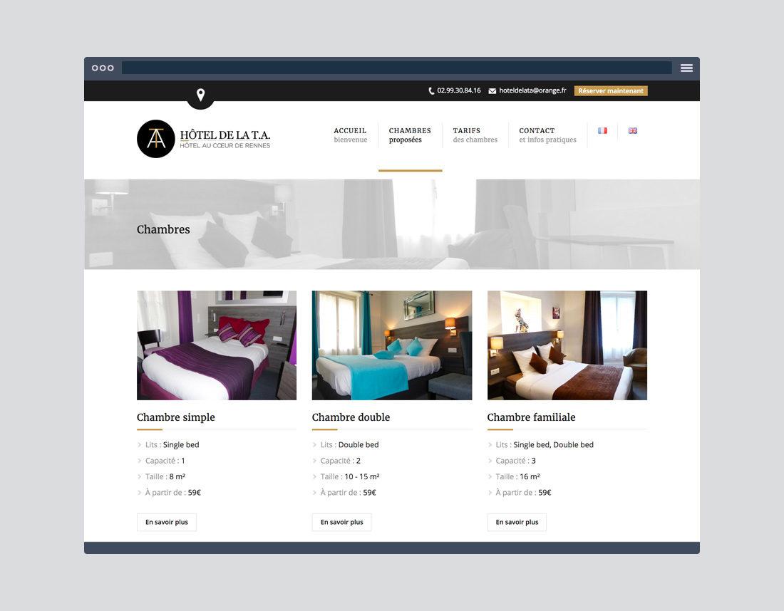 Création site internet, video de présentation, tourisme bretagne