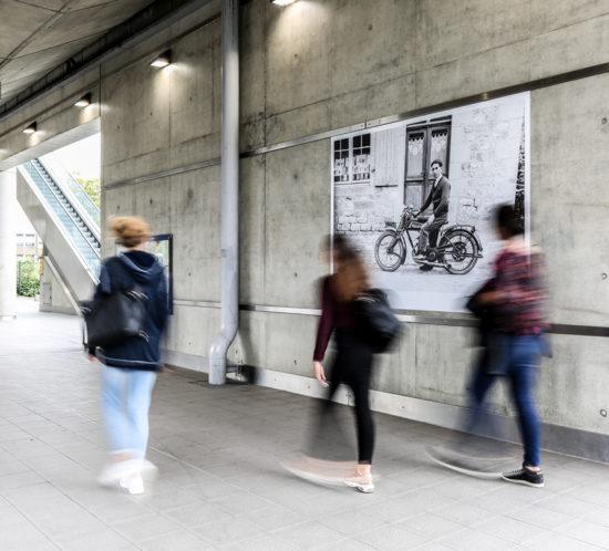 Photographies de l'exposition du musée des beaux-arts, Rennes
