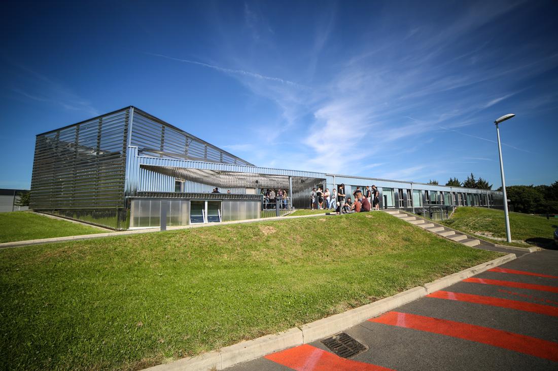 Photographie du centre de formation UIMM à Brest